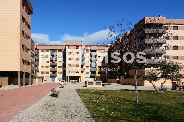 Comprar piso Miralbueno con bodega Zaragoza-31
