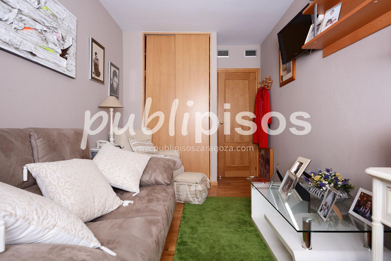 Comprar piso Miralbueno con bodega Zaragoza-19