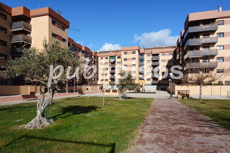 Comprar piso Miralbueno con bodega Zaragoza-2