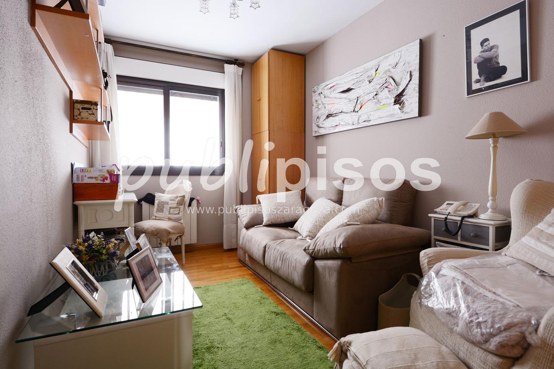 Comprar piso Miralbueno con bodega Zaragoza-20