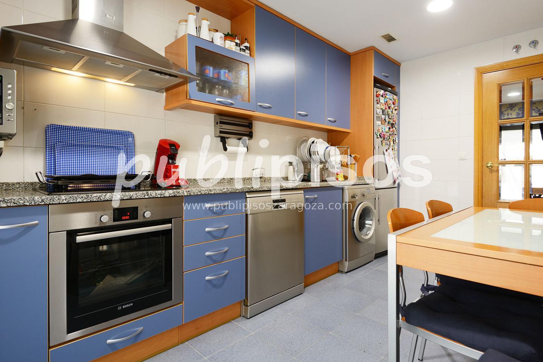 Comprar piso Miralbueno con bodega Zaragoza-14