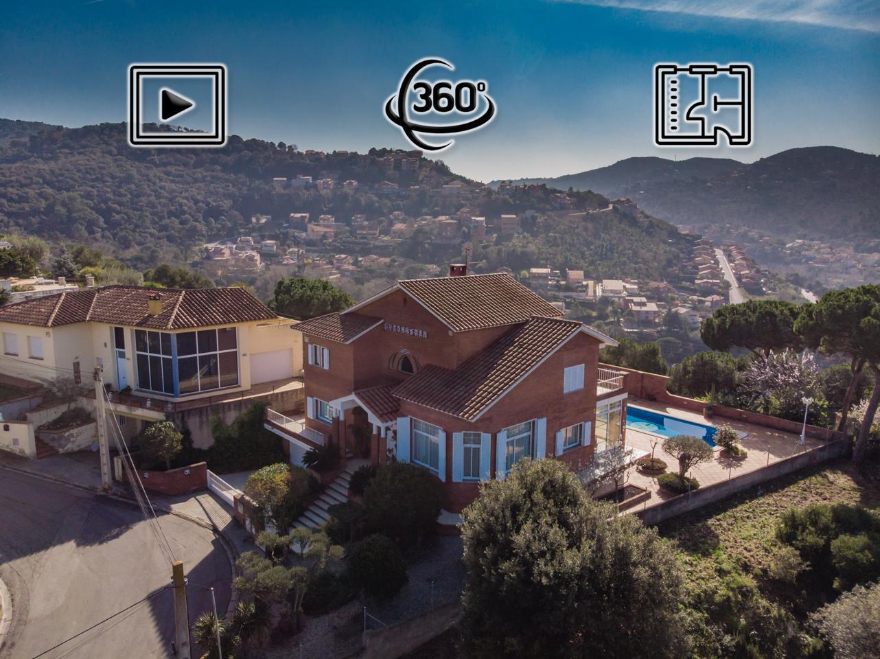 villa en sant-fost-de-campsentelles · carrer-del-canigo-20-08105 525000€