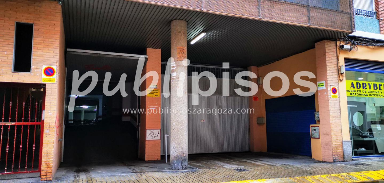 Piso alquiler con garaje calle Rioja estación-23