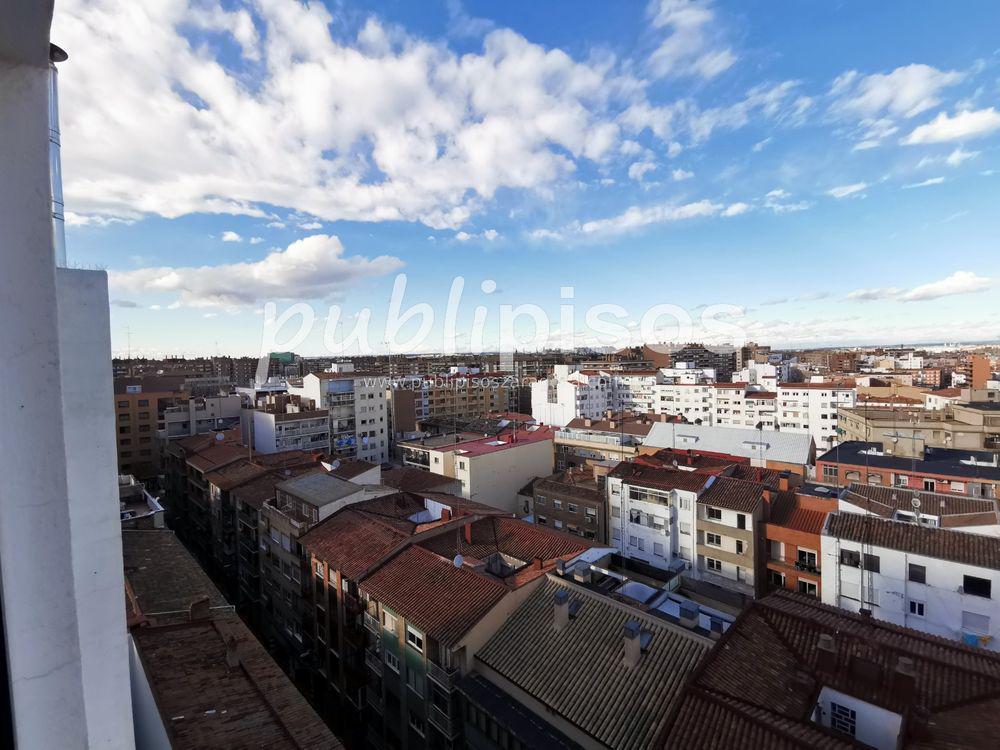 Atico Zaragoza con vistas Tenor Fleta-11