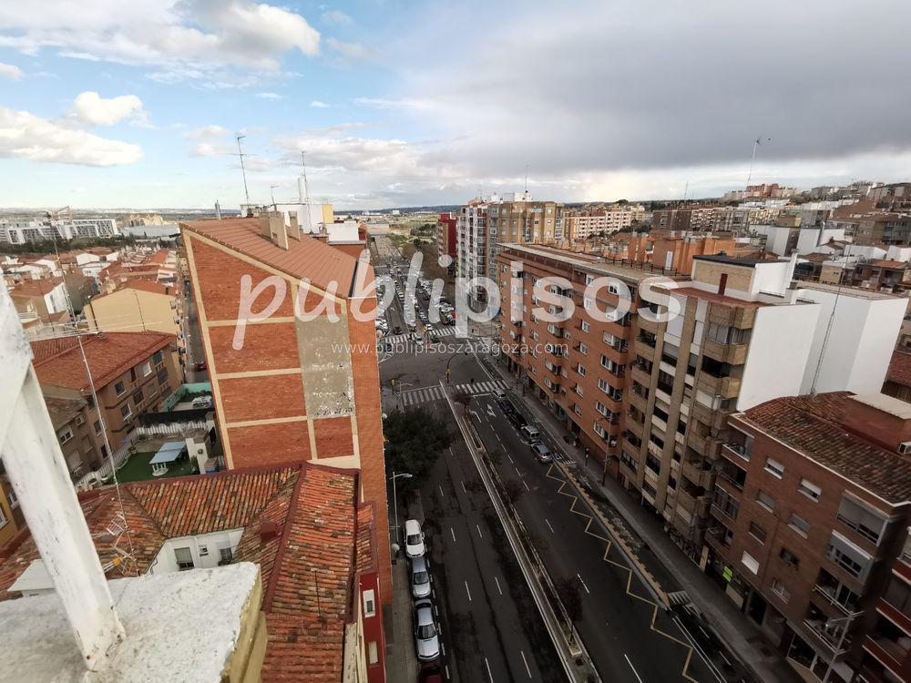 Atico Zaragoza con vistas Tenor Fleta-22