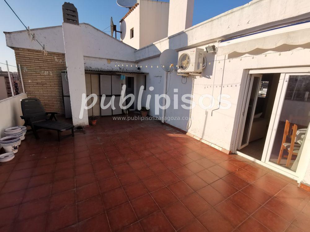 Atico Zaragoza con vistas Tenor Fleta-21