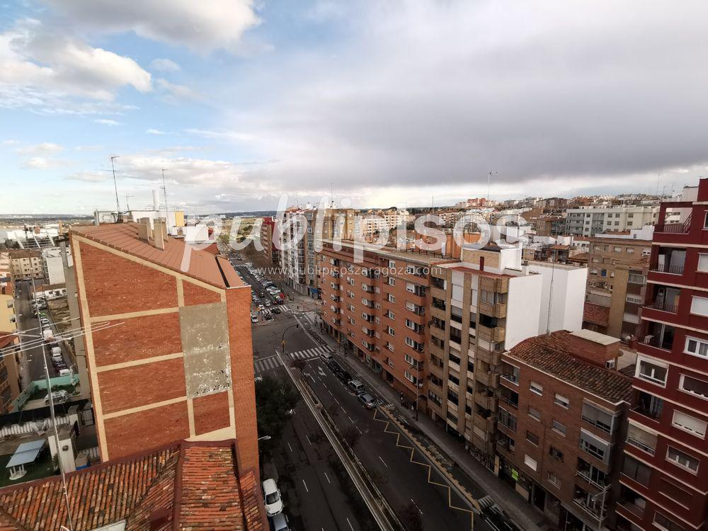 Atico Zaragoza con vistas Tenor Fleta-20