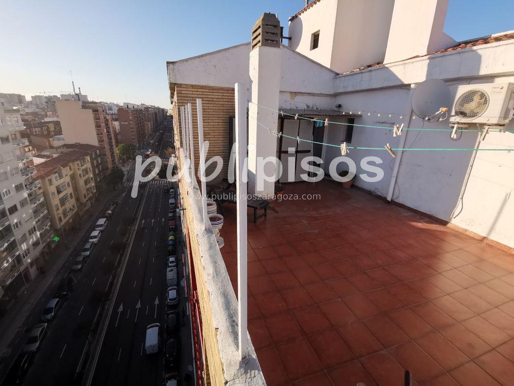 Atico Zaragoza con vistas Tenor Fleta-16