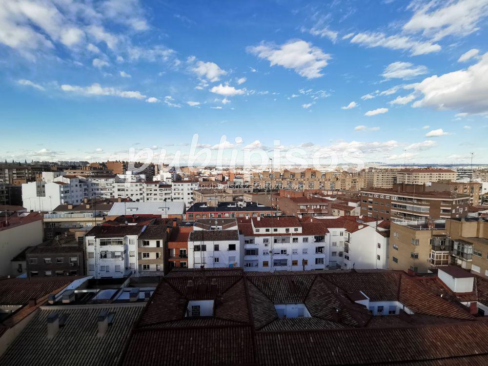 Atico Zaragoza con vistas Tenor Fleta-1
