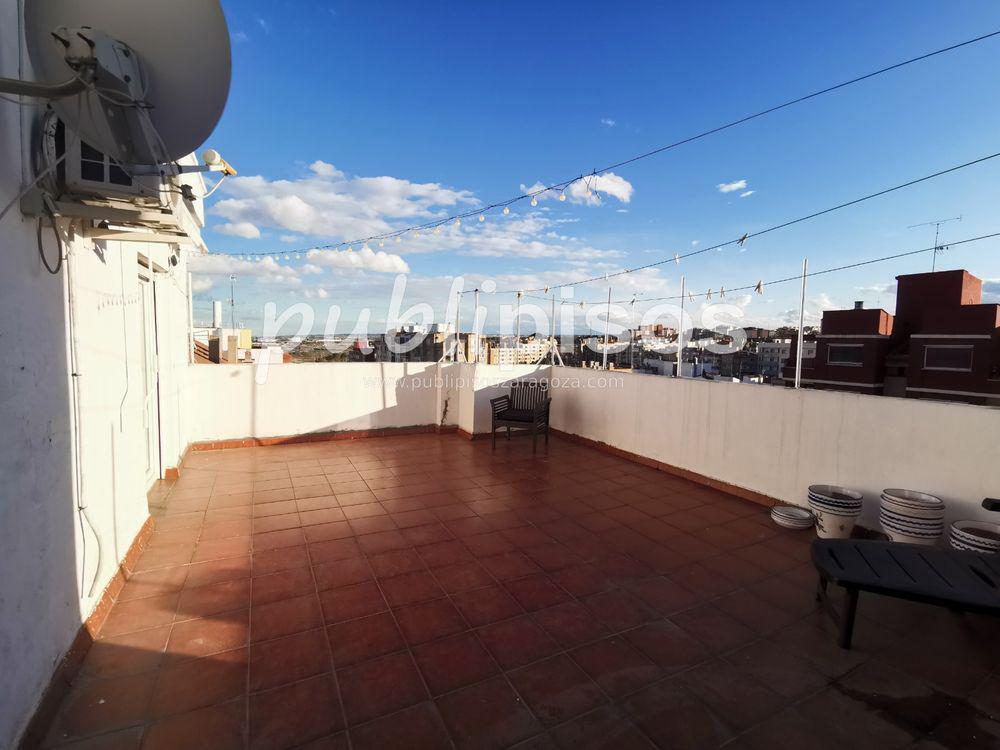 Atico Zaragoza con vistas Tenor Fleta-14