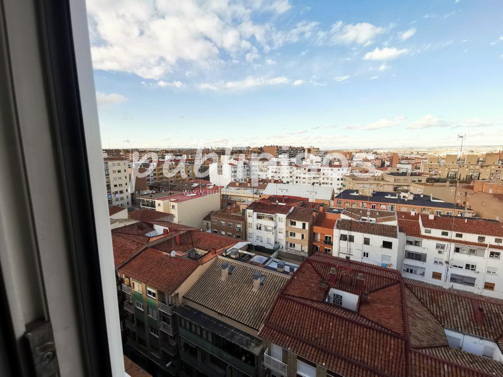 Atico Zaragoza con vistas Tenor Fleta-26