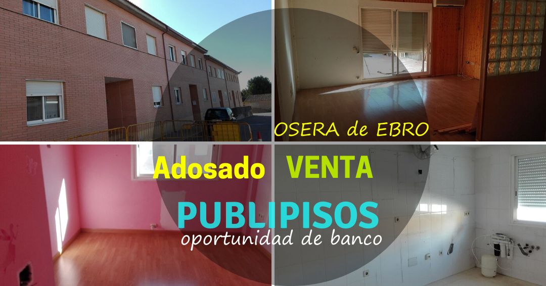 Casa en venta en Osera de Ebro Zaragoza