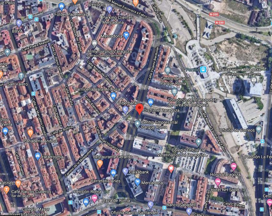 Local comercial en venta Plaza Roma Zaragoza-9