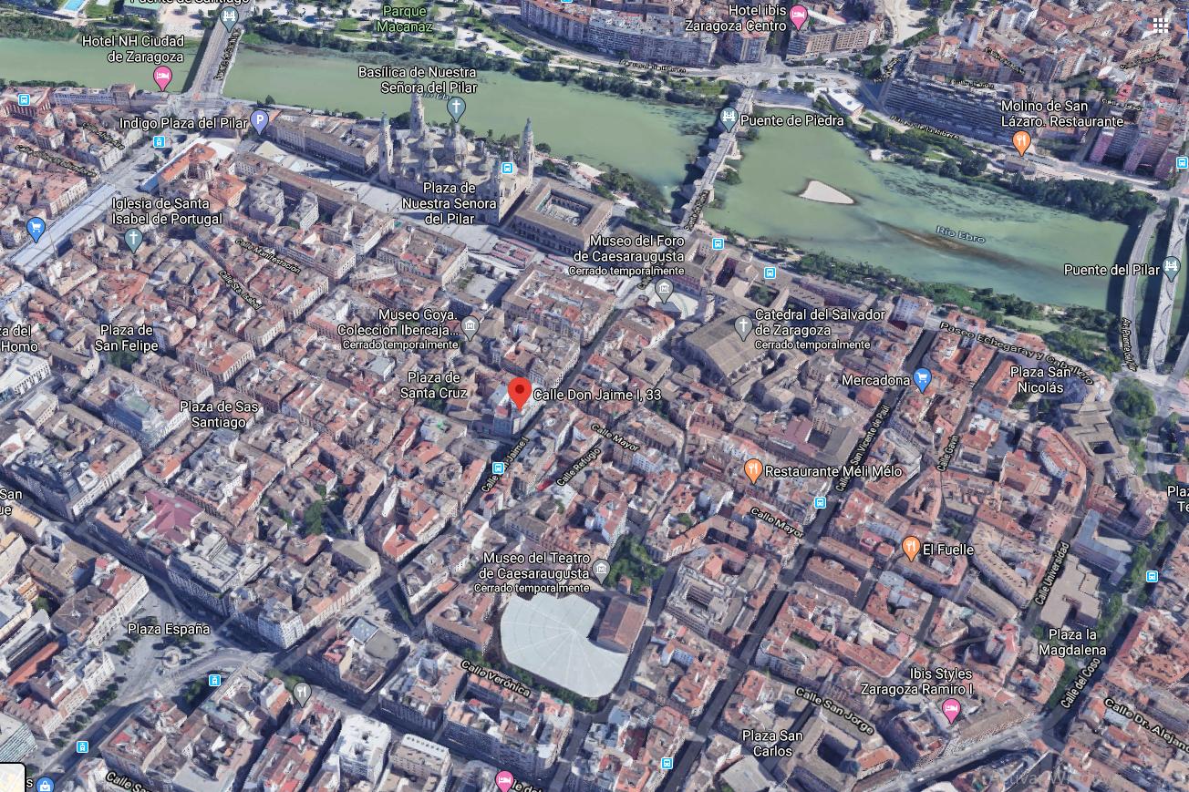 Venta de oficinas en centro Zaragoza-8