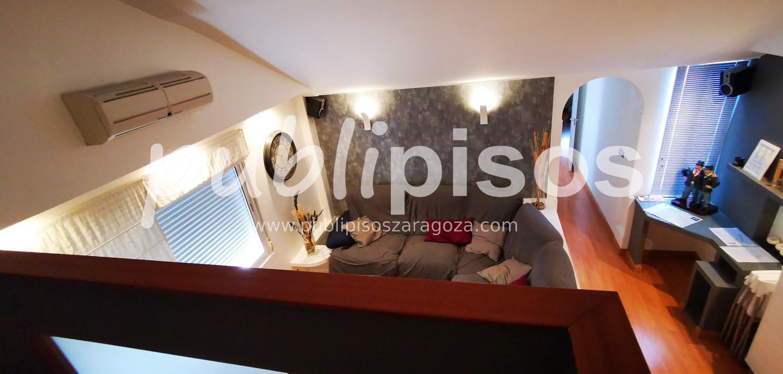 Alquiler temporal con garaje Zaragoza-6