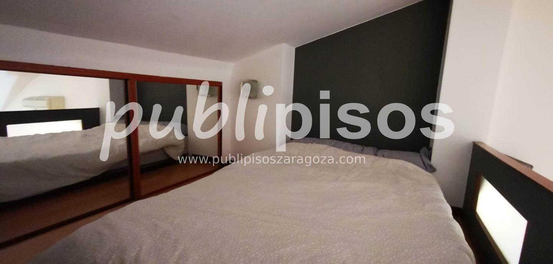 Alquiler temporal con garaje Zaragoza-4