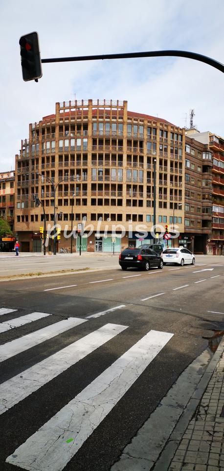 Alquiler temporal con garaje Zaragoza-37