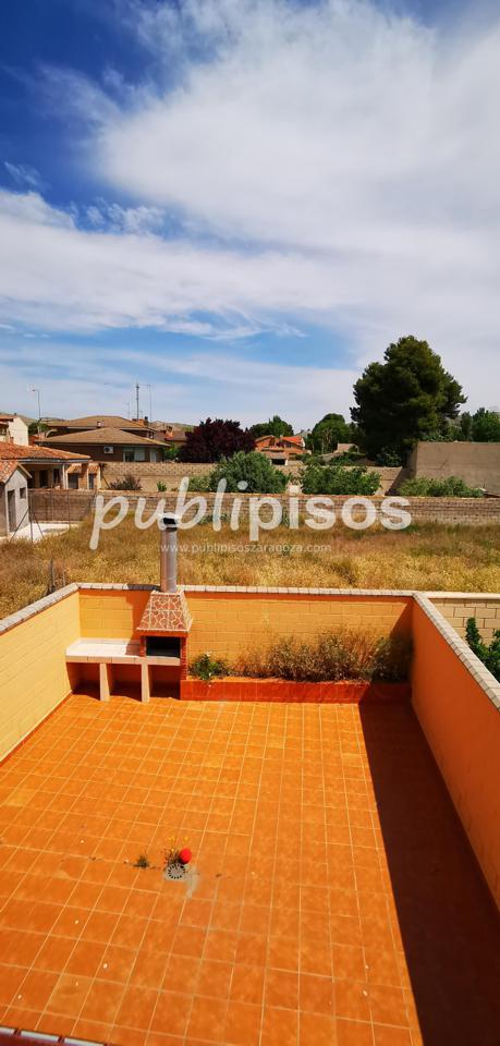 Chalet económico con jardín cerca de Zaragoza-2