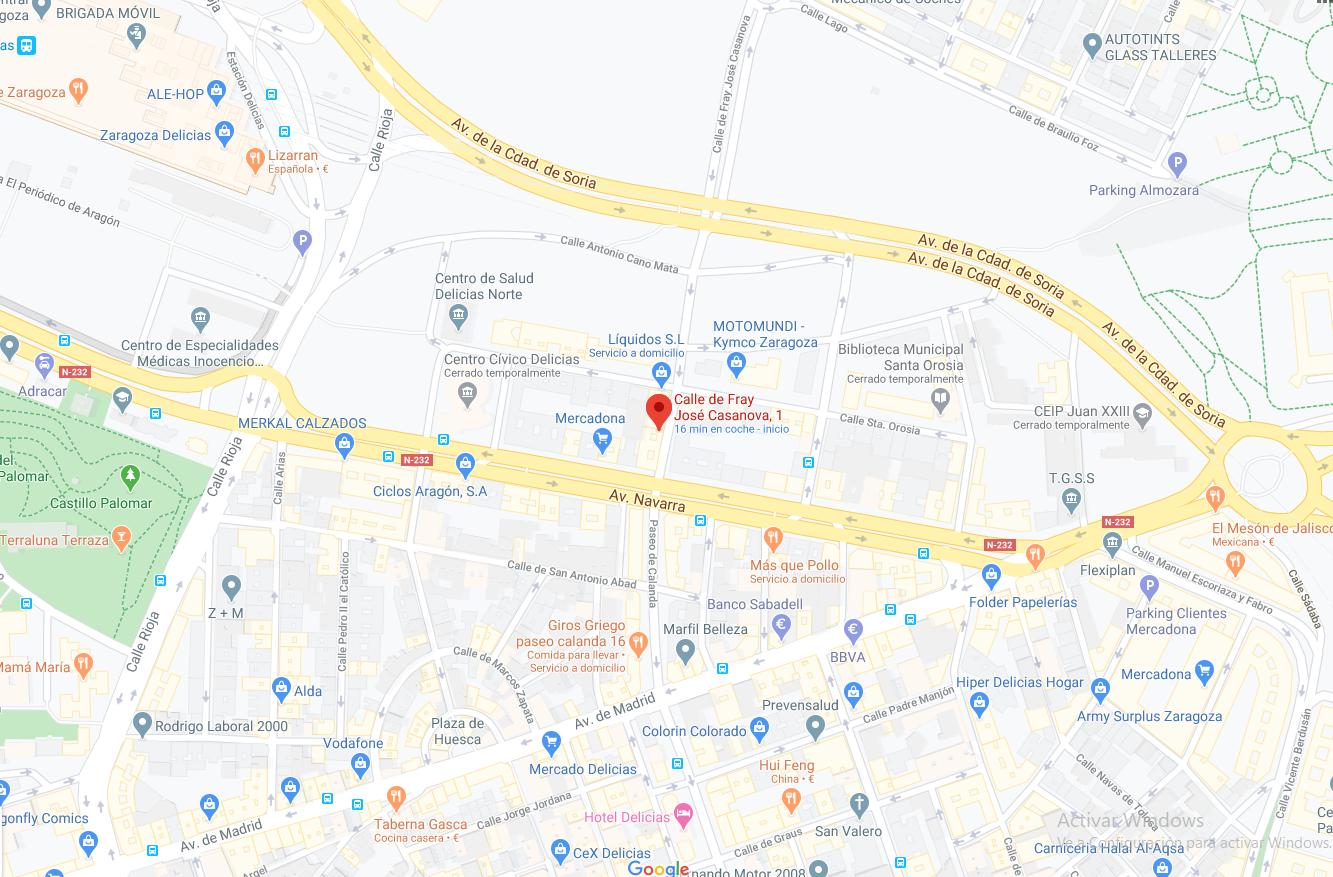 Alquiler de piso amueblado en Delicias-25