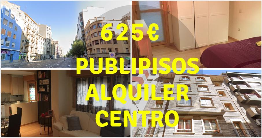 Piso en alquiler en Zaragoza de 69 m2