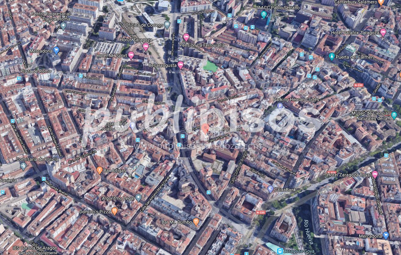 Piso en alquiler en Zaragoza de 69 m2-3