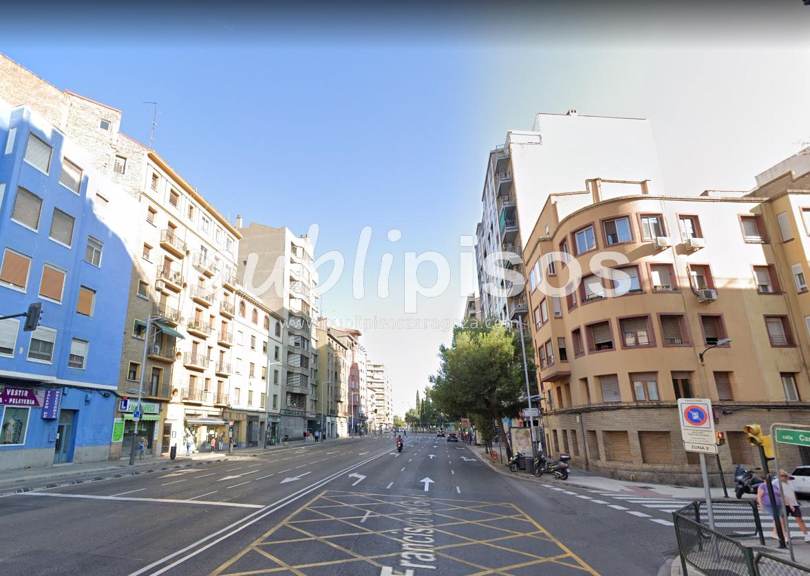 Piso en alquiler en Zaragoza de 69 m2-1