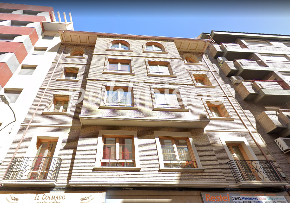 Piso en alquiler en Zaragoza de 69 m2-2