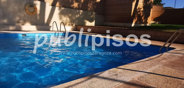 Venta de chalet con piscina y jardín Cuarte Cadrete-6