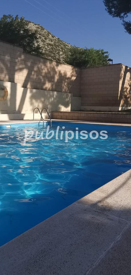 Venta de chalet con piscina y jardín Cuarte Cadrete-7