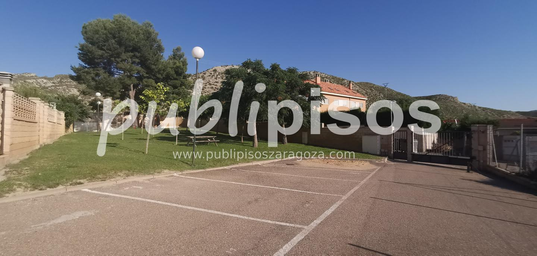 Venta de chalet con piscina y jardín Cuarte Cadrete-9
