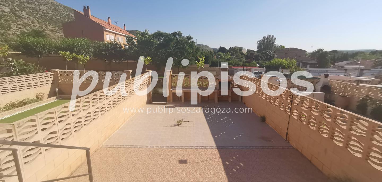 Venta de chalet con piscina y jardín Cuarte Cadrete-20