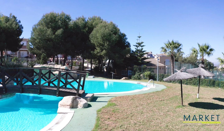 Bungalow en venta en Gran Alacant, Monte Faro – #2191