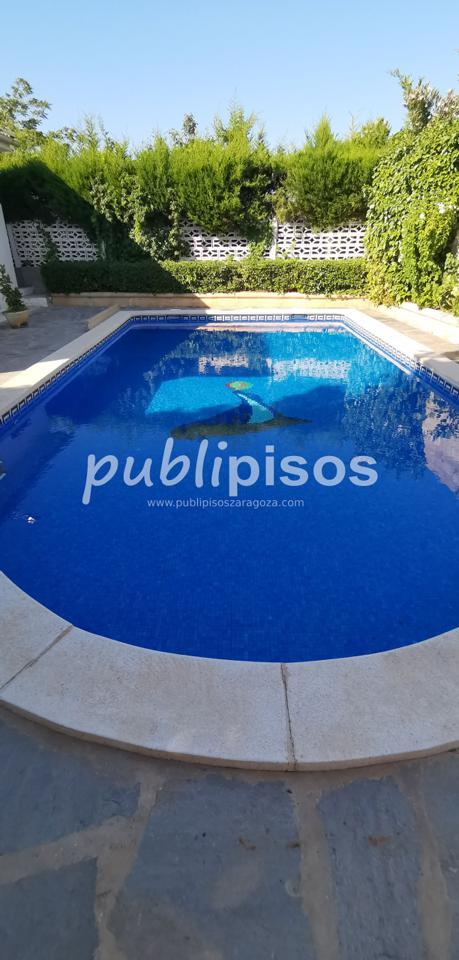 Chalet en venta con piscina en Cadrete-5