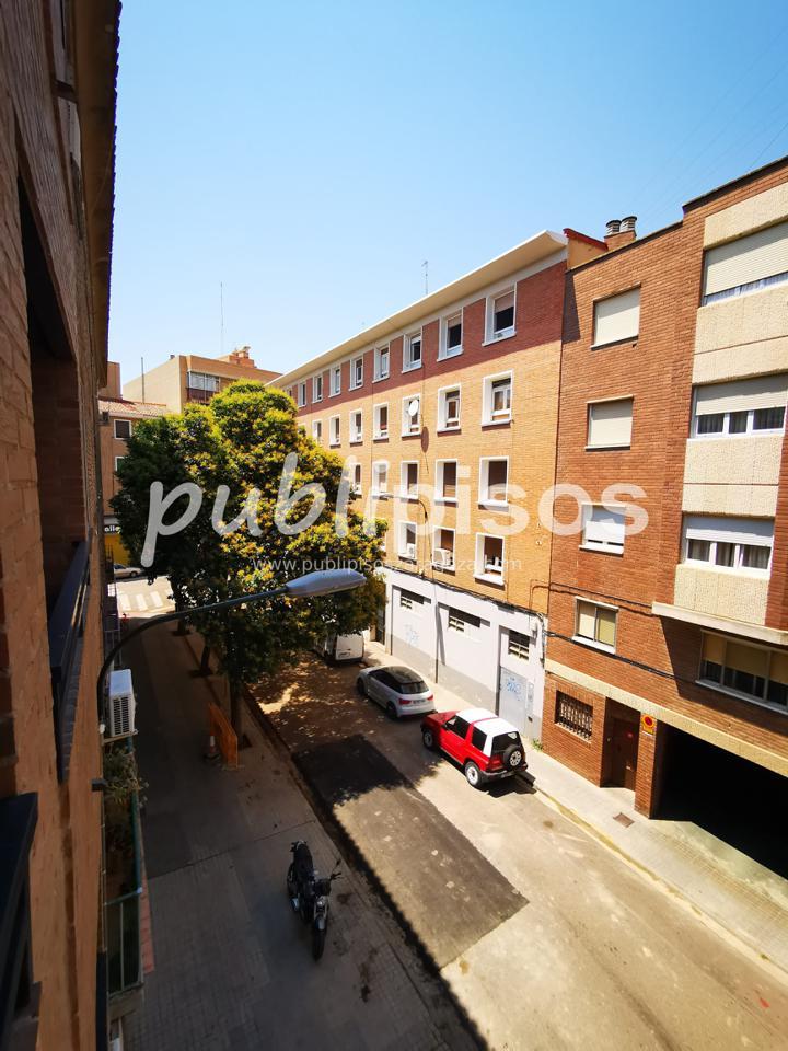 Piso grande de alquiler Arrabal Zaragoza-15