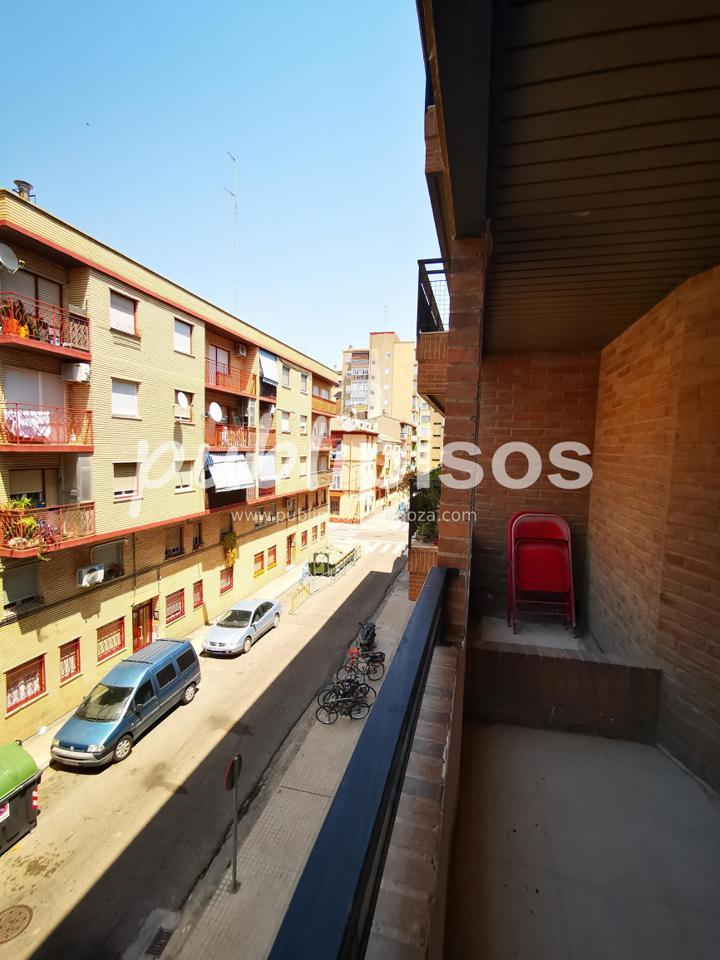 Piso grande de alquiler Arrabal Zaragoza-17