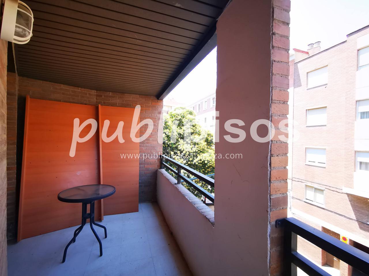 Piso grande de alquiler Arrabal Zaragoza-13