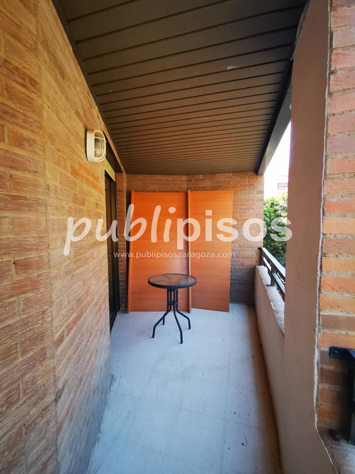 Piso grande de alquiler Arrabal Zaragoza-14