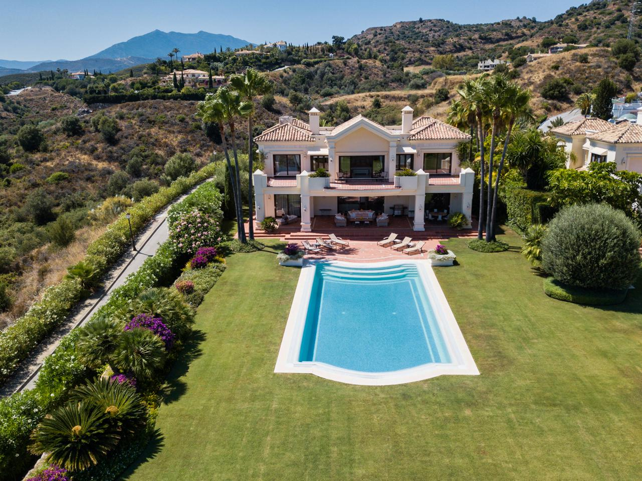 villas en marbella · lago-de-los-cisnes-29602 5900000€