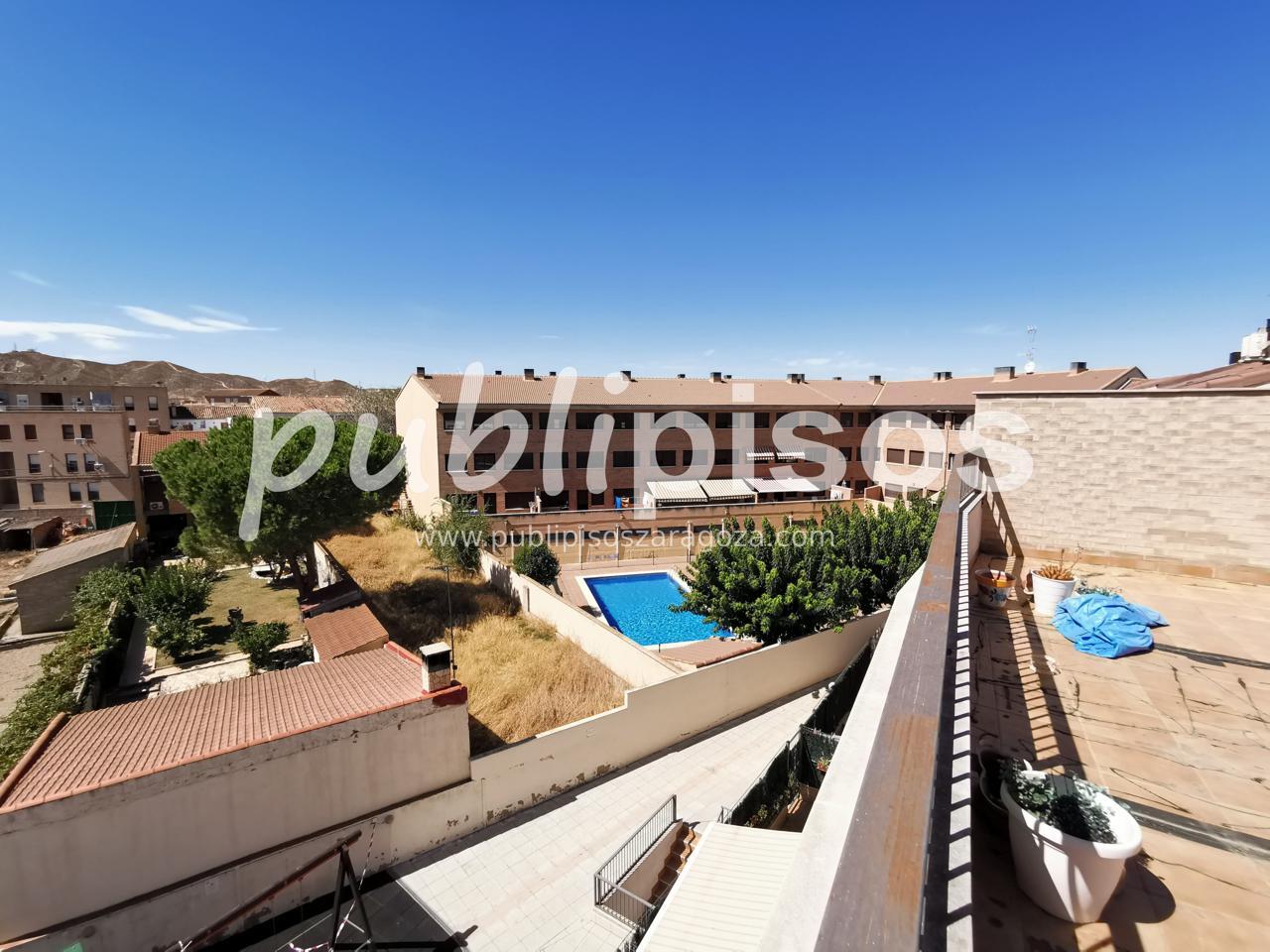 Ocasión ático dúplex con terraza El Burgo-12