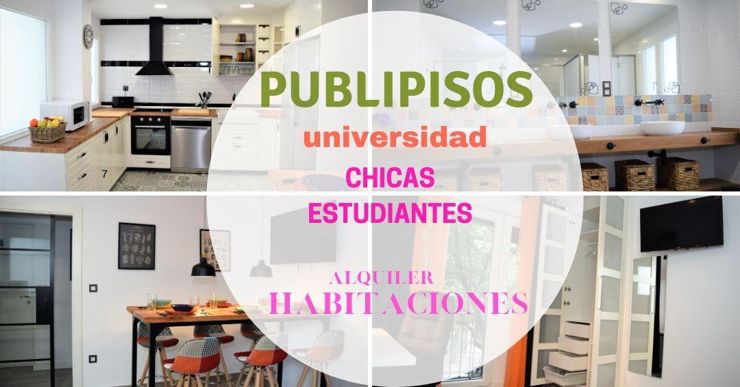 Alquiler habitaciones para estudiantes Zaragoza