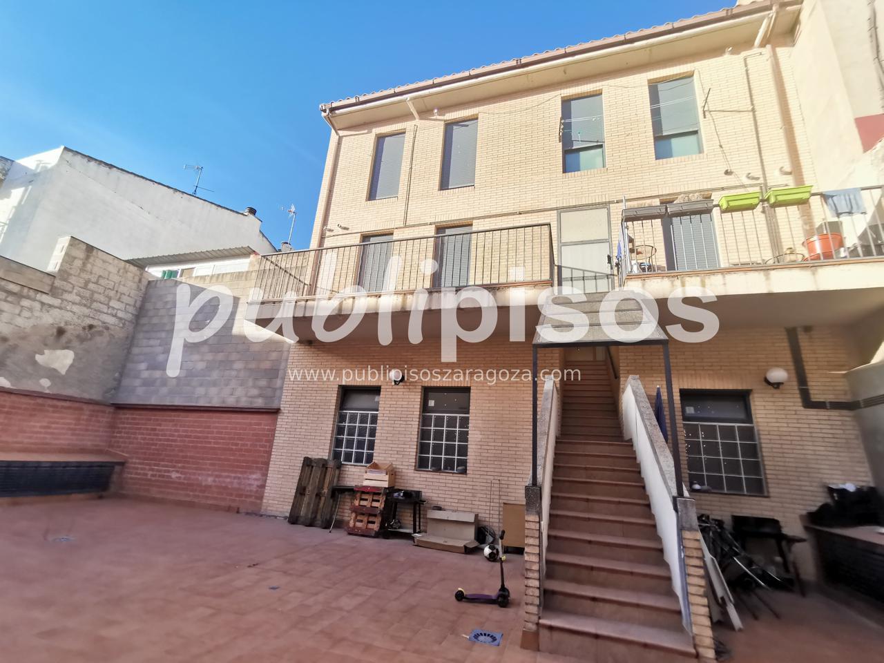 Piso económico con garaje La Puebla de Alfinden-23