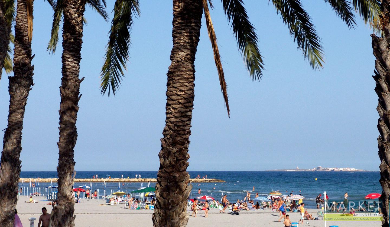Bungalow en venta en Santa Pola, Gran Playa – #2225