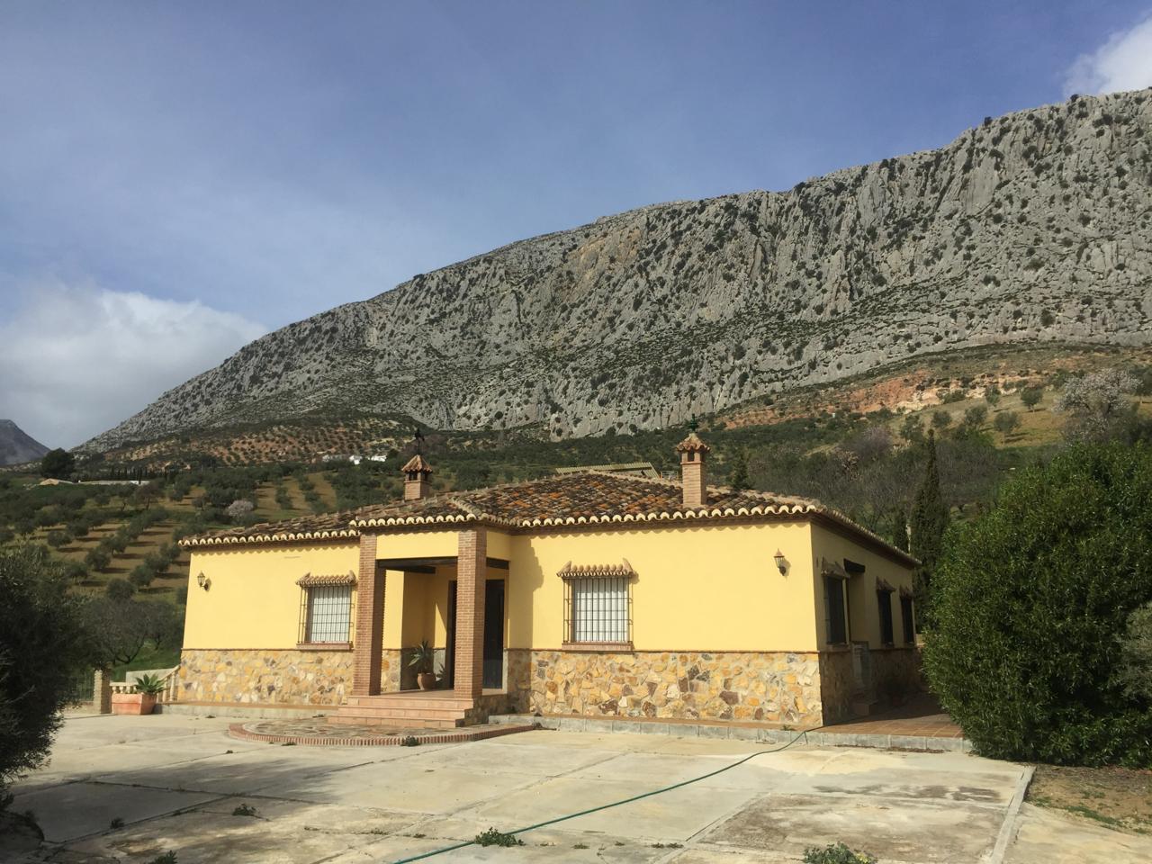Valle de Abdalajís Spain