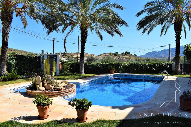Villa Los Llanos, Alfaix