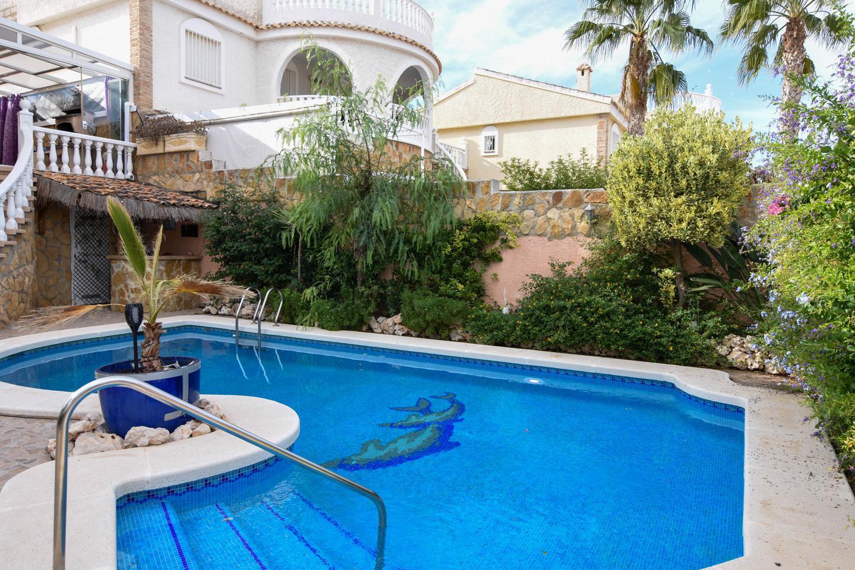 Chalet en venta en Gran Alacant, Monte y Mar – #2235
