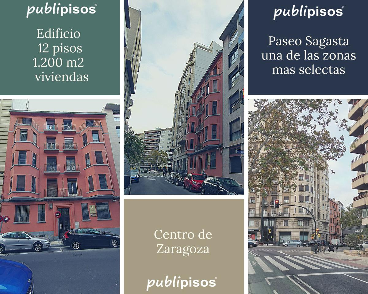 Venta Edificio Centro Zaragoza-1