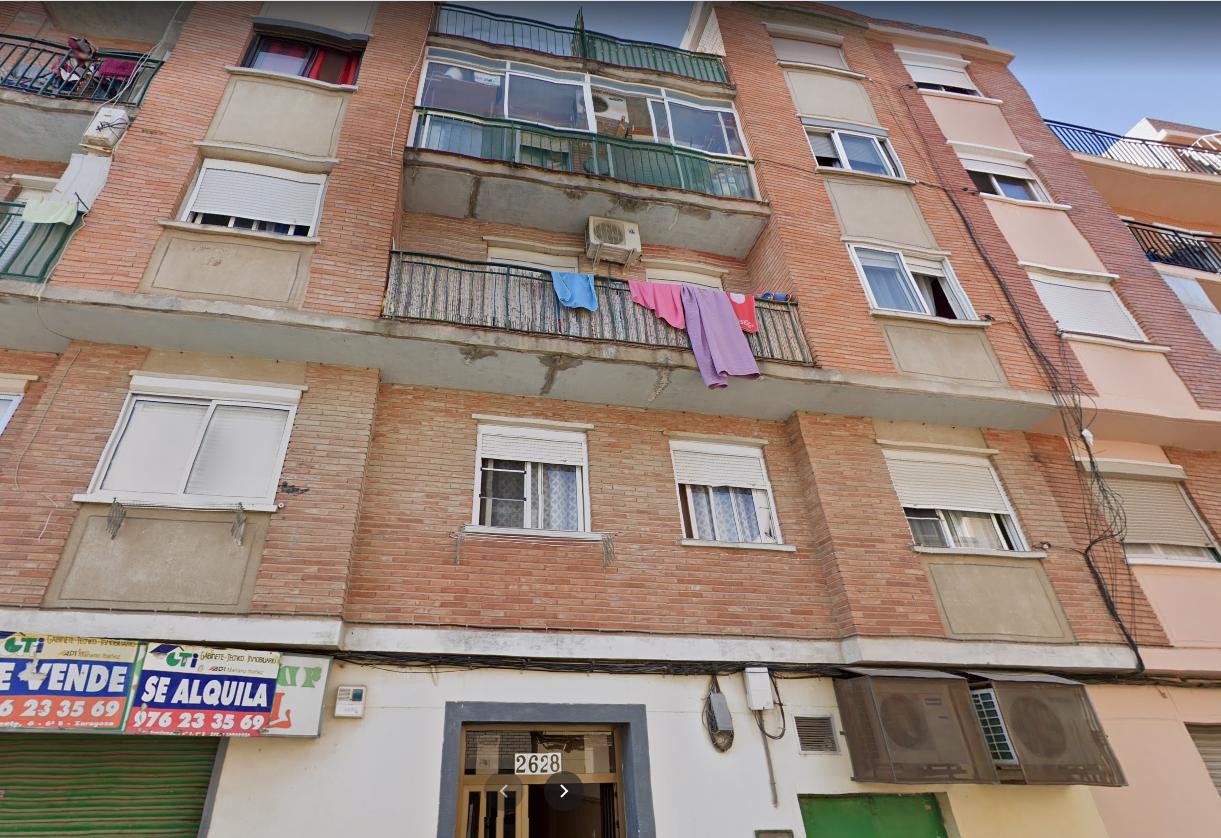 Venta de piso en calle Oviedo Torrero-19