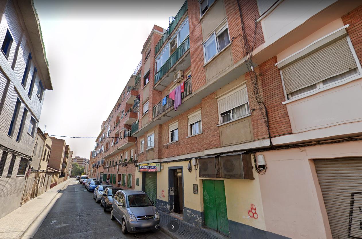 Venta de piso en calle Oviedo Torrero-4