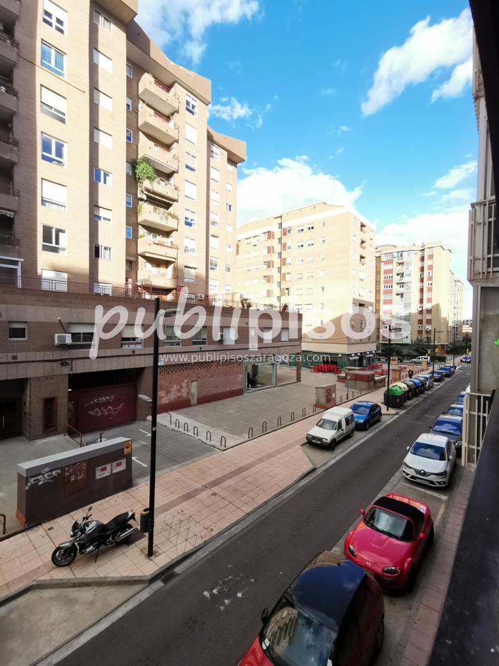 Venta de piso junto avenida Navarra Zaragoza-15