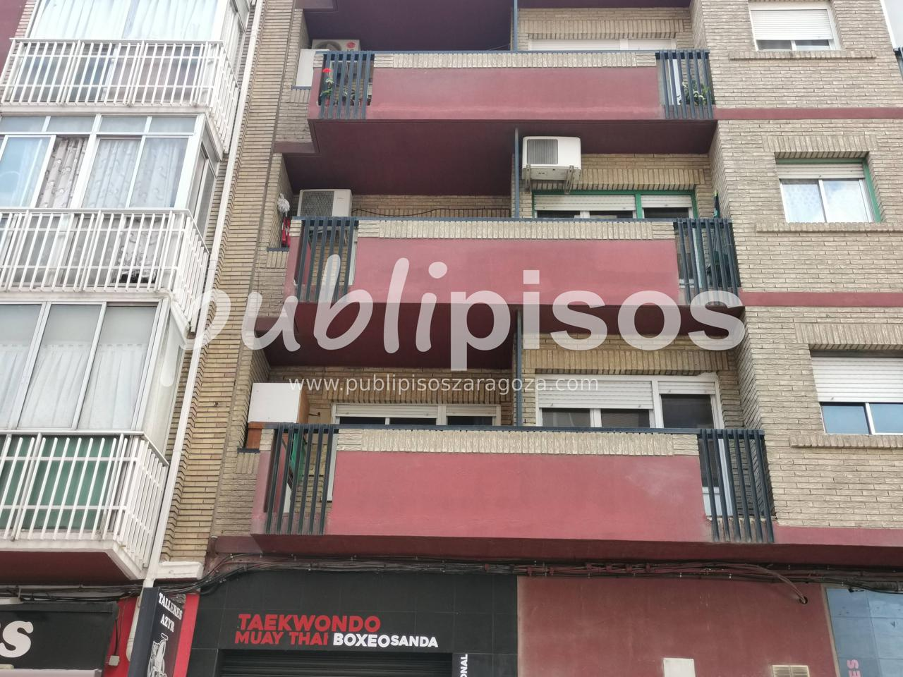 Venta de piso junto avenida Navarra Zaragoza-3